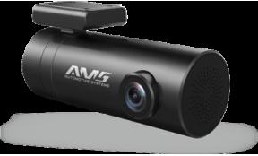 Тест видеорегистратора AMS Mini Pro от Автокомплект