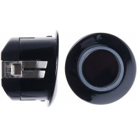 Датчик парковочного радара AMS 22 мм (Black)