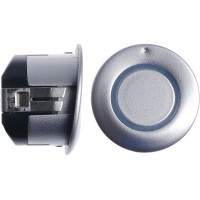 Датчик парковочного радара AMS 22 мм (silver)