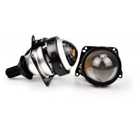 """Автомобильные линзы AMS Bi-LED Z1 2.5"""""""