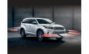 Автомобільні паркувальні радари - брошура, порівняння